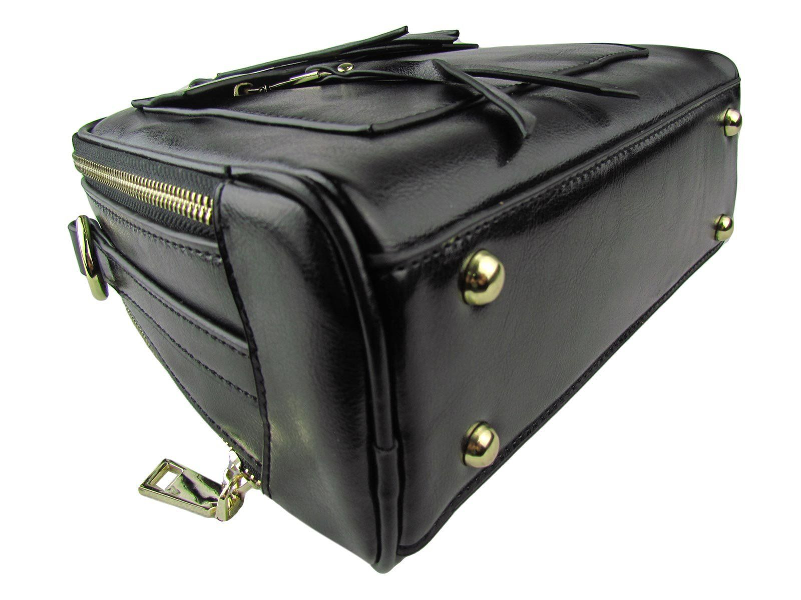 aacd420aacab Сумка кожа 9989-6 черная купить в Украине по цене 1 187 грн.