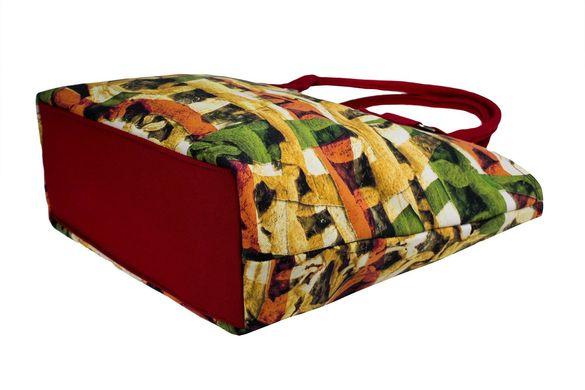 a68ab7742490 Сумка пляжная SM003-15 цветные полосы купить в Украине по цене 575 грн.